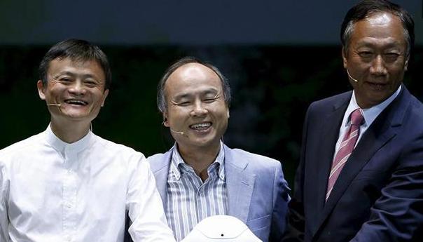 孙正义的传奇人生:3.5亿美元换马云一个朋友