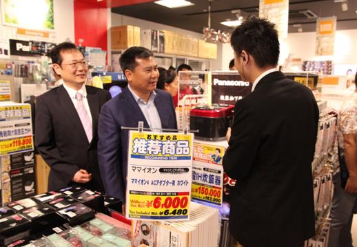 张近东:乐购仕是苏宁O2O和跨境电商融合标志