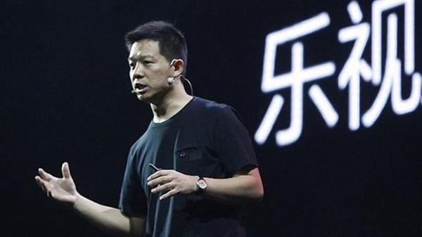 乐视CEO贾跃亭借给乐视网25亿:免收利息