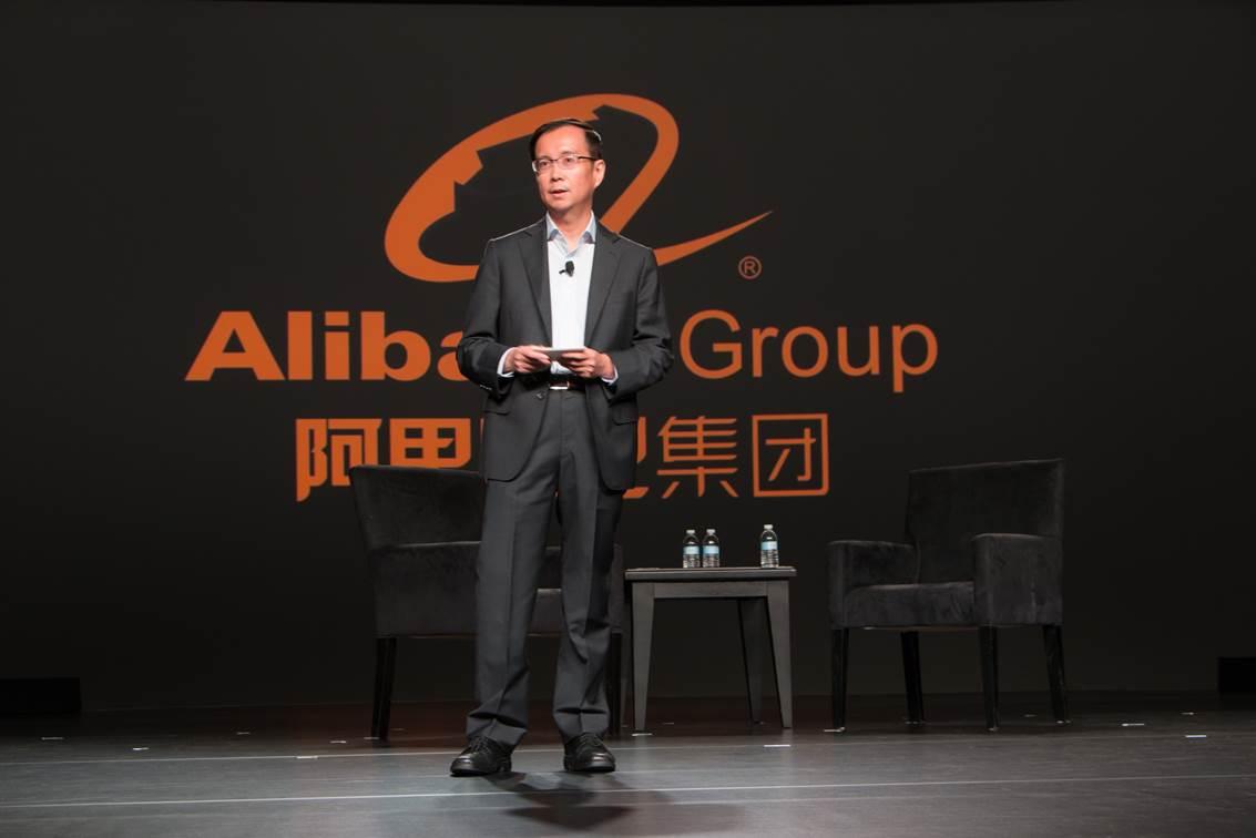 阿里张勇华盛顿演讲:商业正迎来新一轮数字革命