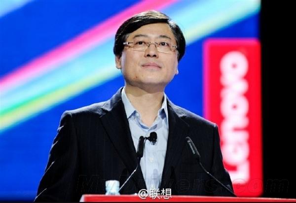 杨元庆减持联想股票套现亿元:偿还贷款