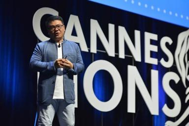 年度媒体人物刘胜义戛纳演讲:连接需以人为本