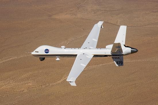 美国用捕食者无人机测试商用无人机感知回避系统