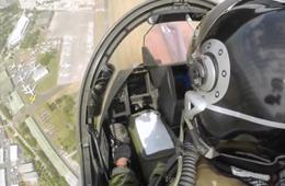 不一样视角:阵风座舱里看巴黎航展