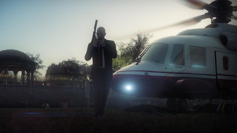 《杀手6》首批截图