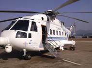海监版直18直升机亮相