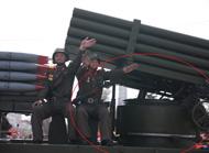 缅甸这款火箭炮竟是朝鲜货
