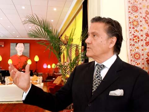 """探访号称""""私人博物馆""""的葡萄牙驻华大使官邸"""