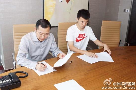 颜强:孙可转会成中国式体育笑话 必须严惩违规者