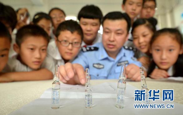 习近平:严厉打击各类毒品犯罪活动 坚决遏制毒品问题蔓延势头