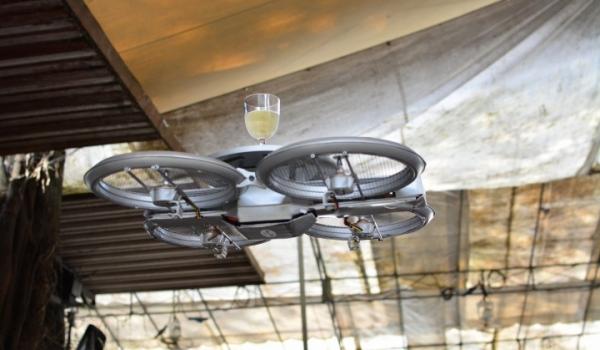 室内无人机是有待挖掘的处女地 走近新加坡无人机