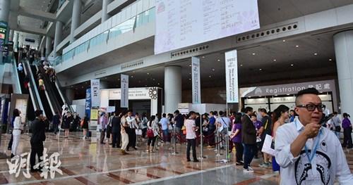 香港珠宝展览会1天12宗失窃案 总值560万钻石被盗