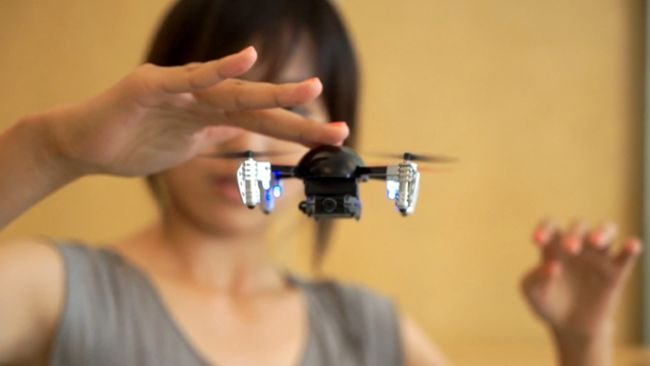 史上最小无人机开创史上最快众筹 1天筹15万美元