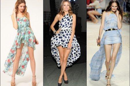 俄罗斯美女穿衣法:分享2015夏季首推七款美裙