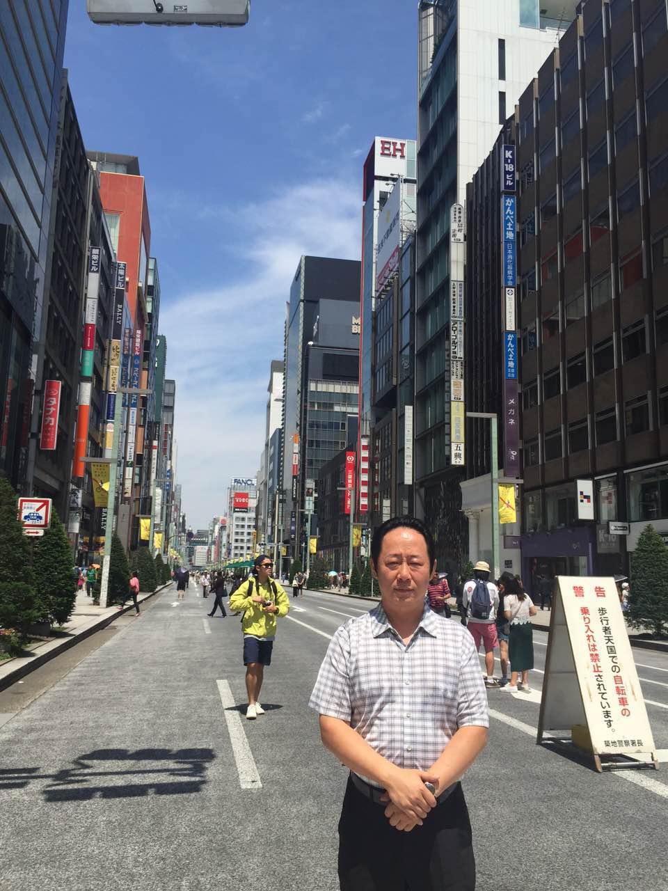 2天日本体检为何让他放弃坚持了4年的抵制日货