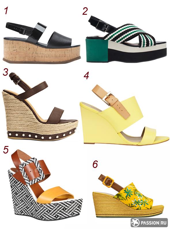 夏季美鞋Party!俄媒盘点今夏11款流行鞋
