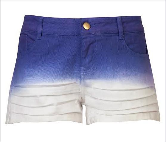 时尚短裤清爽来袭让你美翻整个炎炎夏日