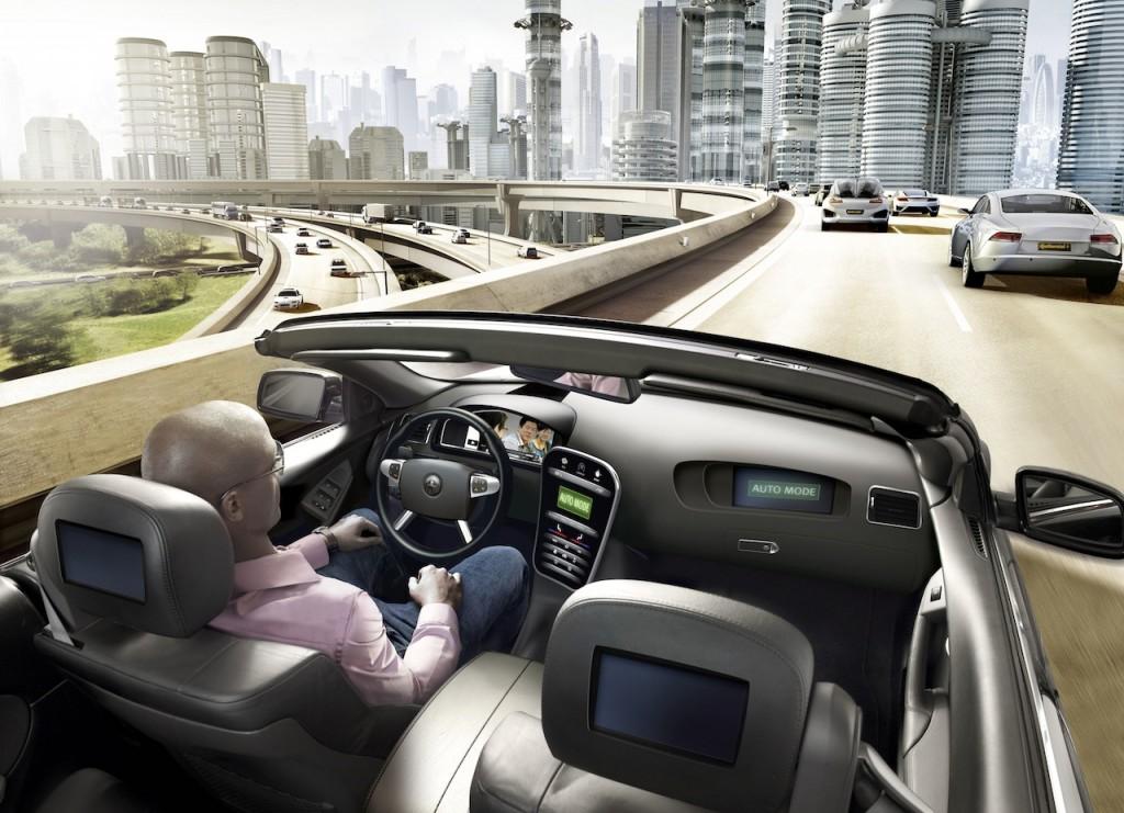 外媒:无人驾驶汽车引发伦理道德争论