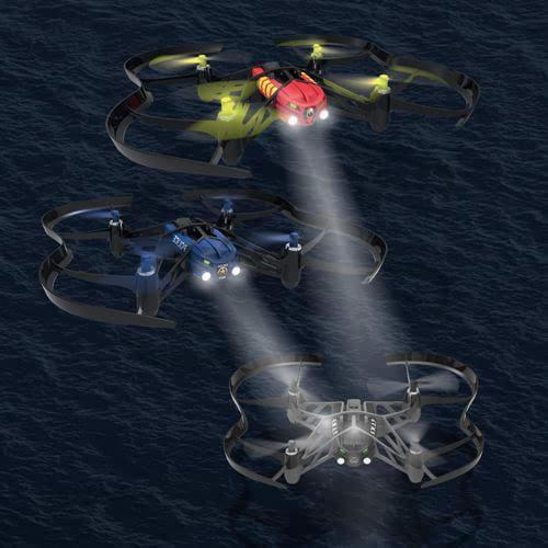 水上极速奔驰Parrot发布水上型Hydrofoil无人机