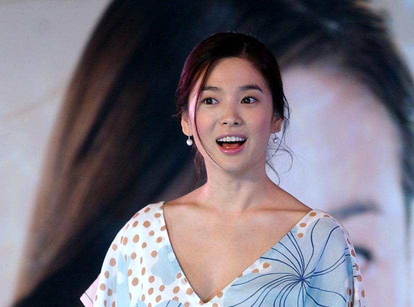 韩国天然美女排行榜_韩国女星美女排行榜 经得起时间考验才是真美人_时尚_环球网