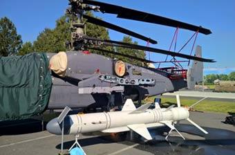 俄军卡52能挂KH-35反舰导弹?
