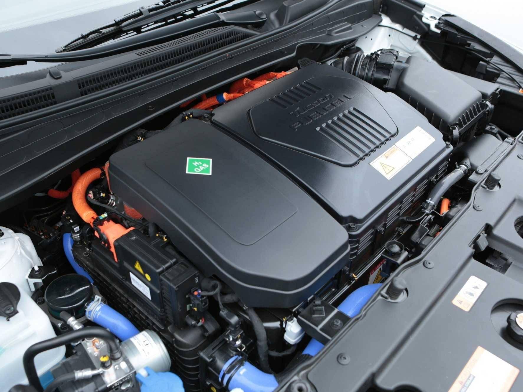 现代押注燃料电池车 称优于纯电动车