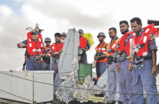 孟加拉空军1架歼7战斗机坠毁