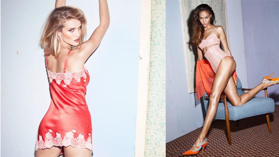 全球10大最性感模特出炉 C罗前女友上榜