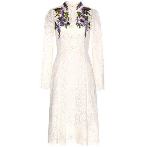 个性新娘新选择17款非传统婚礼礼服推荐