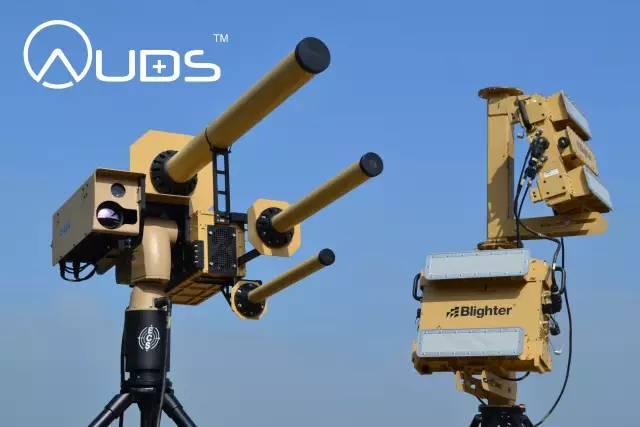 英国推出强大反无人机系统 探测距离达8千米