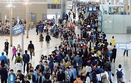 韩航空公司与机场免税店为中国游客剑拔弩张