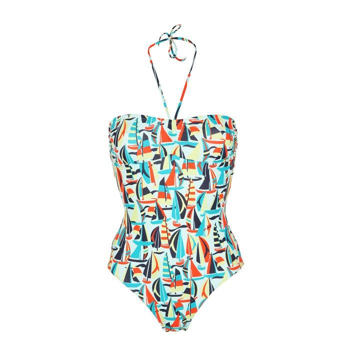 优雅性感两不误 10款连体泳衣让你成为泳池焦点