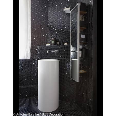 现代浴室新颖设计风格 特色单品点亮和谐整体