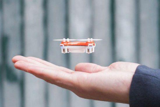 最袖珍无人机SKEYE Nano再度开卖 售价200软妹币