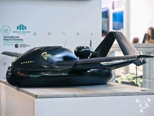 时速100公里!俄研制全球首款气垫式载人无人机