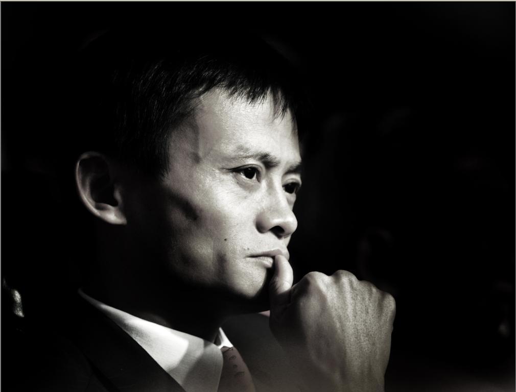 马云向创业者敞开心扉:用心用脑用体力做生意