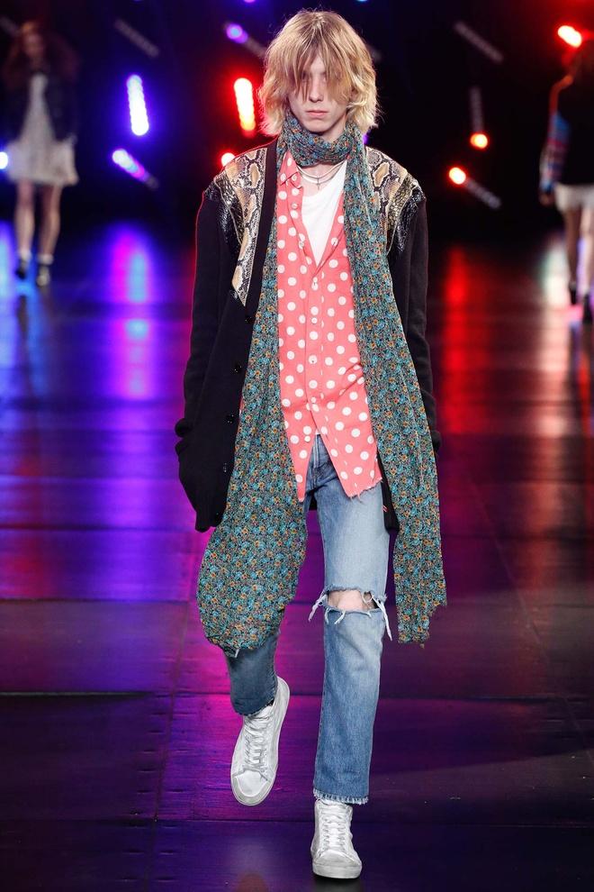 2016巴黎春夏男装周:法媒评选T台最迷人男模