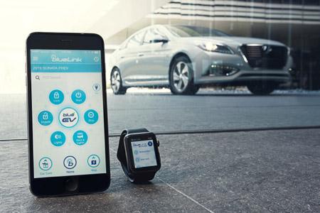 现代支持Apple Watch操作 可远程启动