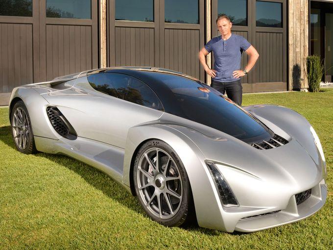 美国公司计划将3D打印汽车投入生产