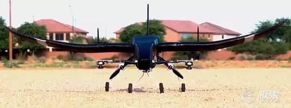 史上最炫酷四轴无人机 可变身的变形金刚