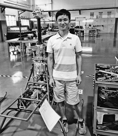 北京创客研横跨太平洋无人机 拒绝名校博士求职