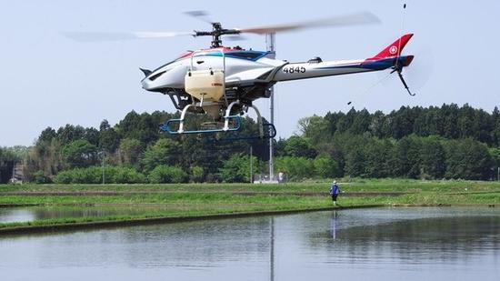 日本老牌厂商雅马哈欲借农用无人机敲开美欧市场