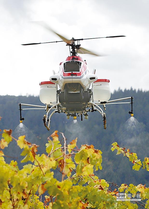 台媒关注日本无人机进军欧美 今年欲卖320架