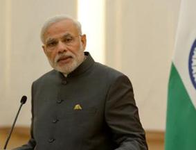 印度总理旋风访问中亚或与加入上合有关