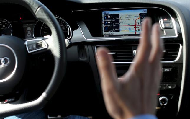 仪表盘与智能手机结合引发安全争议