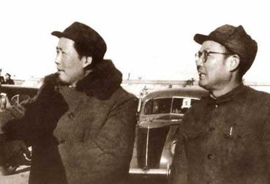 毛泽东晚年最信任的十个人叶剑英汪东兴在列