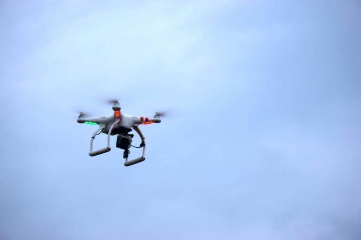中美法巨头争雄:消费类无人机市场要开始乱战了