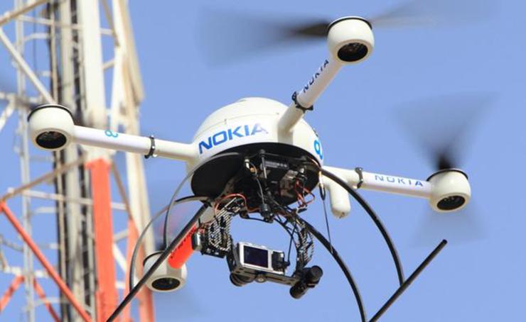 能防弹吗?诺基亚不做手机,居然要做无人机!