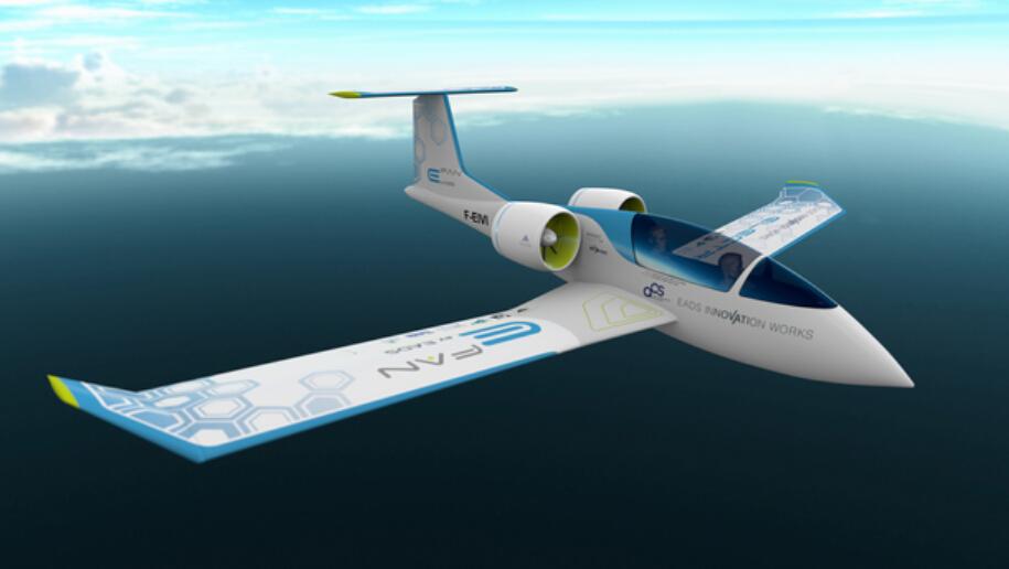 空客全电动飞机
