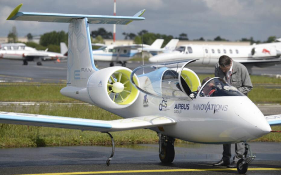 空客电动飞机